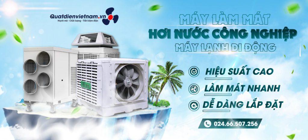 phan phoi may lanh di dong may lam mat